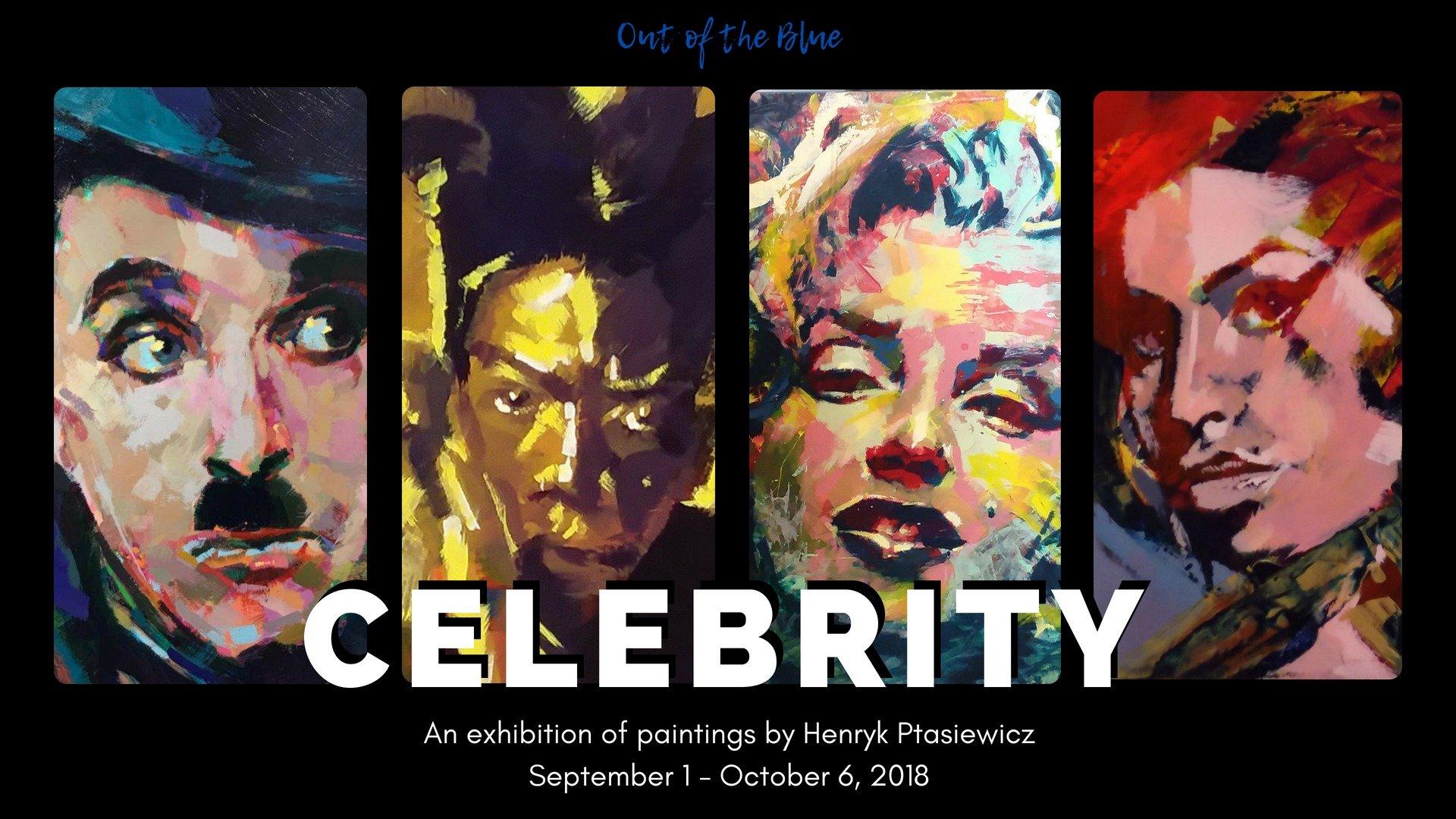Celebrity Exhibit - Henryk Ptasiewicz Artist - OA Gallery